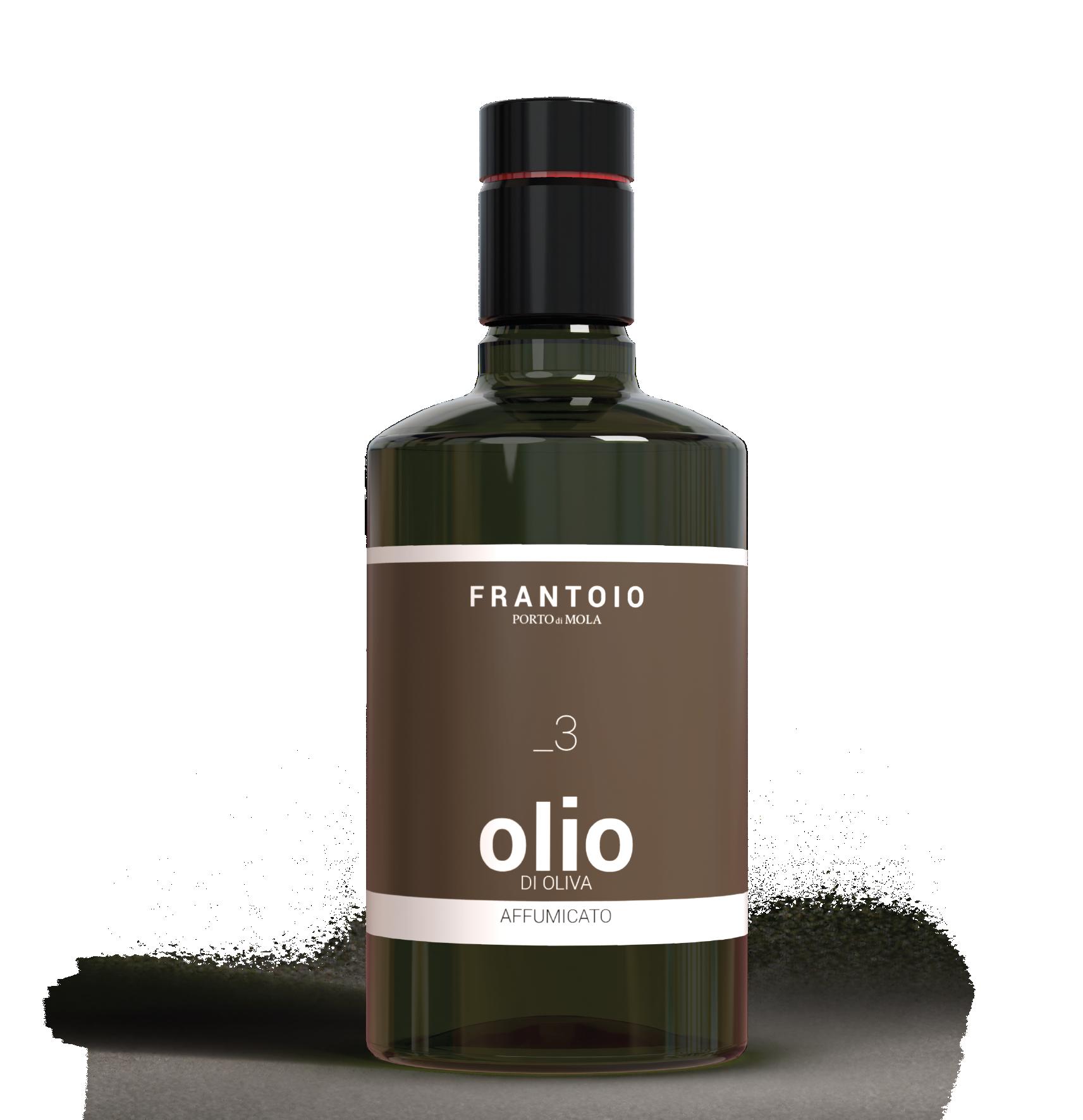 Frantoio Porto Di Mola | Olio Affumicato
